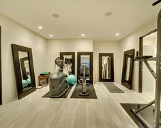 Home Gym Design Ideas 25 stunning private gym designs for your home Home Gym Design Pictures Remodel Decor And Ideas Page 13