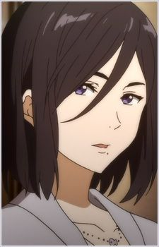 Izumi Nase, the representive of Nase family, a skilled Spirit World Warrior and the older sister of Hiroomi and Mitsuki. Befitting the face of the Nase family, Izumi exudes an air of elegance, contrasted by her tendency to be frank towards other people while still retaining her kind expression. To other people, she shows an ordinary personality, but she becomes a wicked character when interacting with the second daughter of the family.