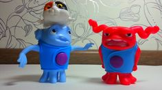 McDonalds Happy Meal Home 2015 Dreamworks Toys Review