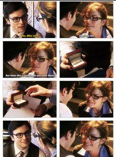 Smallville. Best ending ever!