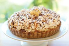 <p>Creamy and naturally sweetened, this pie is a healthier take on a classic treat. </p>