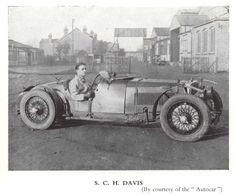 S.C.H Davis