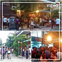 Exploring streets and discovering new bars in town with VIENO tonight! Drinking Every Night, Cool Bars, Exploring, Have Fun, Restaurant, App, Restaurants, Apps, Supper Club