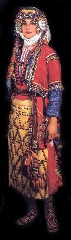 DOST MEKANI - Eski anadolu giysileri