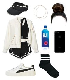 """""""#211"""" by tamar4eveselinoska on Polyvore featuring Topshop, NIKE, Puma, Wet Seal and ASOS"""