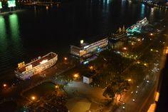 Cruise boats, Mekong River, Ho Chi Minh City, Vietnam