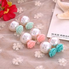 Fashion Jewelry 2016 New Earrings For Women Korean Style OL Rose Flower Pearl Double Side Stud Earrings♦️ SMS - F A S H I O N 💢👉🏿 http://www.sms.hr/products/fashion-jewelry-2016-new-earrings-for-women-korean-style-ol-rose-flower-pearl-double-side-stud-earrings/ US $0.46    Folow @fashionbookface   Folow @salevenue   Folow @iphonealiexpress   ________________________________  @channingtatum @voguemagazine @shawnmendes @laudyacynthiabella @elliegoulding @britneyspears @victoriabeckham…