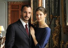 Engagement of Prince Rahim to Ms Kendra Spears