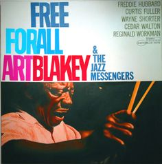 Art Blakey Free For All is to be released on 31st March 2014 as a remastered #LP pressed on 180gram #vinyl, issued by #BlueNoteRecords as part of their '75th Anniversary Vinyl Initiative'.  #ArtBlakey #jazz classic #album 'Free For All' tracklisting:  1. Free For All 2. Hammer Head 3. The Core 4. Pensativa  Pre-order a copy now http://ebay.eu/1nmumax