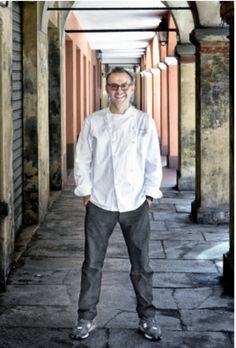 "Massimo Bottura, owner of 3-Michelin star ""Osteria Francescana"" in Modena, will be awarded the ""White Guide Global Gastronomy Award 2014"""