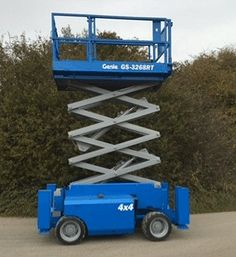 Electric Scissor Lift for the safe working at heights. Local electric scissor lift hire in Sheffield, Chesterfield, and Rotherham is available from MF Hire, 38 East Bank Road, #Sheffield S2 3PS. http://www.sheffieldtoolhire.co.uk/scissor-lift-hire-sheffield-19es.html