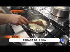 Receta de Fabada gallega Ingredientes: 1/2 kg. judías blancas 4 chorizos 4 cebollas 1/2 kg. tocino Harina Laurel Ajo Pimentón Aceite de oliva Sal Restaurante...