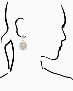 charming charlie | Sparkling Affair Chandelier Earrings | UPC: 400000185446 #charmingcharlie