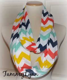 NEW+Multi+Color+Mustard+Mint+Coral+Navy+by+tammylynnscreations
