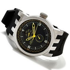 Invicta dna aviation model 10395 silicone strap is so comfy and and