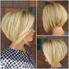 3-Short Cute Hairstyle