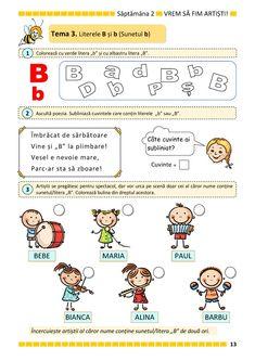 Clasa Pregătitoare : Comunicare în limba română pentru clasa pregătitoare. Partea II Paper Trail, David, Logo, Baby, 1st Grades, Logos, Baby Humor, Infant