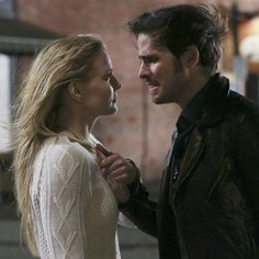 THESE TWO! #CAPTAINSWAN #OUAT