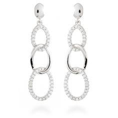 Earrings Teda by Luxenter