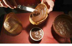 Aprenda a fazer Receita de Nutella feita em casa, Saiba como fazer a Receita de Nutella feita em casa, Show de Receitas