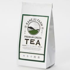 カネ十煎茶 袋