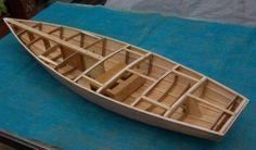 Model Sail Boat: Building a 45inch Star Boat