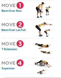 15 minute back workout