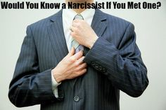 Here are 3 scientific ways to spot a narcissist: https://www.psychologytoday.com/blog/head-games/201510/3-ways-spot-narcissist