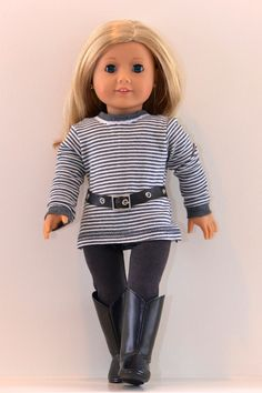 18 inch American Girl Doll Clothing Active wear  by Simply18Inches, 24.00
