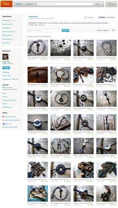 DreamSand  Handmade dreamcatchers and jewelry!