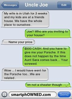 Page 28 - Awkward Parents - Autocorrect Fails and Funny Text Messages - SmartphOWNED