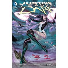 DC Comics Justice League Dark 6: Lost in Forever