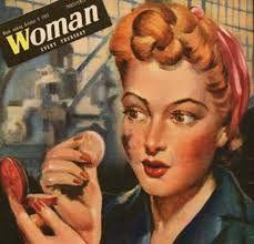 Resultado de imagen de 1940 moda y maquillaje