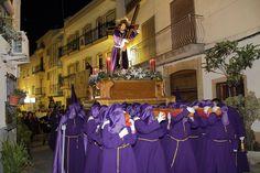Procesión Jueves Santo de Calp 2013, Cofradía Jesus Nazareno de Calp