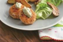 Salmon Cakes Real Baby Food - Photo by Lauren Volo