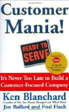 Memories From Books: Customer Mania: It's Never Too Late to Build a Customer-Focused Company