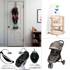9 Ways to Make Bringing Baby Home to a Small Space Easier: If you live in an apartment or a house with limited square footage, shopping for a nursery can feel like cruel and unusual punishment. There's so much furniture to consider . . . not to mention the inevitable additions of baby gear and toys.