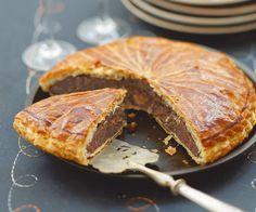 recette de la galette des rois au chocolat