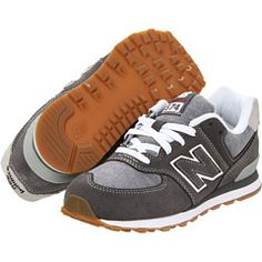 the classic new balance sneaker at zappos