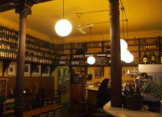 Madrid Wine Bar Vinicola Mentridana, Anton Martin, Madrid
