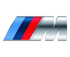 M BMW logo