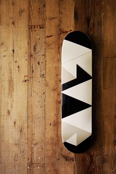 colorful triangles design longboard - Google Search
