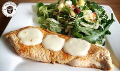 Putenschnitzel mit Fitness-Salat   FITNESS-DESSERT.DE
