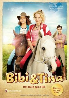 Bibi & Tina - Das Buch zum Film von Bettina Börgerding und weiteren, http://www.amazon.de/dp/3505133949/ref=cm_sw_r_pi_dp_jRwqtb1MGYSE1