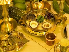 Vishu kani new years eve in kerala lunar calander Festival Decorations, Table Decorations, Festivals Of India, Kerala India, Indian Food Recipes, Projects To Try, Culture, Calander, Bhutan