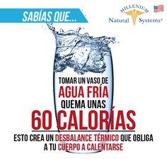 ¡Hidratate y ten una vida naturalmente saludable!