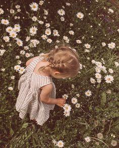 A field of daisies Cute Kids, Cute Babies, Baby Kids, Future Daughter, Future Baby, Children Photography, Family Photography, Daisy Field, Field Of Daisies