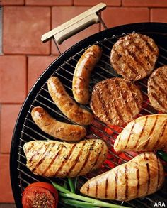 Perfect grill marks #BBQ #barbecue