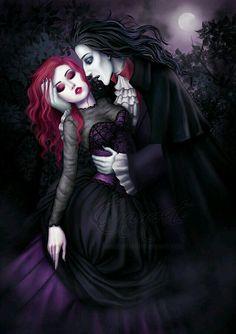 ~ † Forever Love Till Death Do Part † Made By @EnamorteDeviantArt.Com