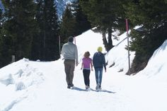 Family Hiking Holidays in Chalet Runca